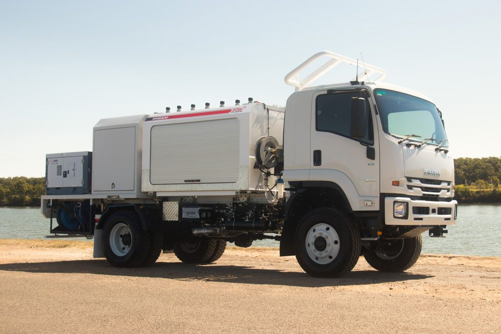STG Global 2800L Lube Trucks for Sale