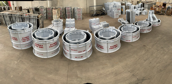 Manhole Form hire has landed in Melbourne