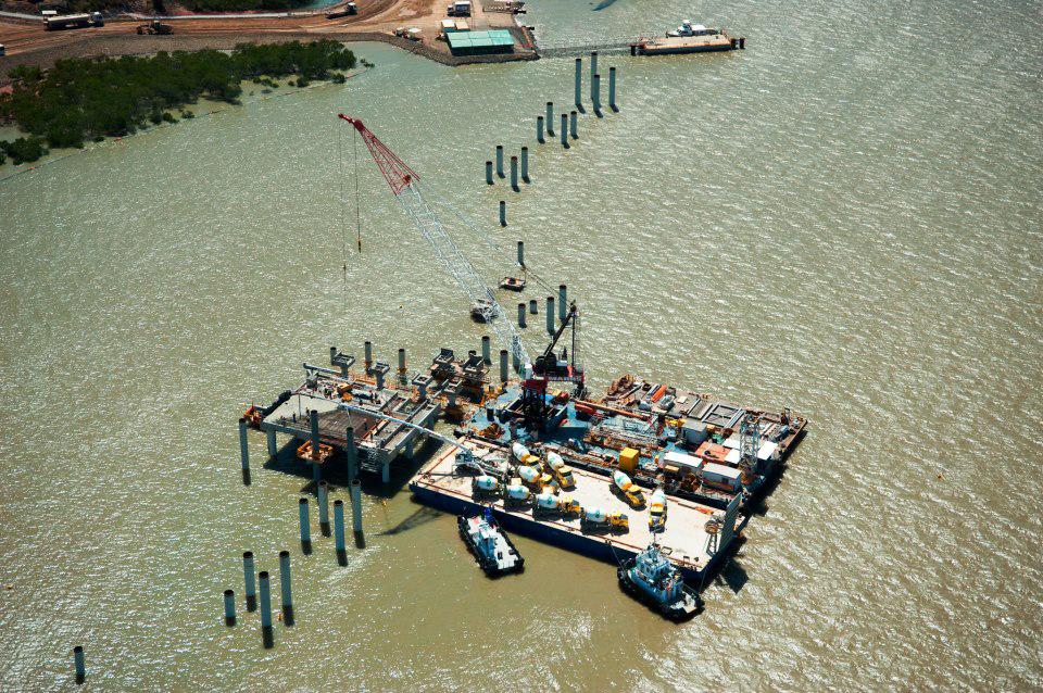 marine concrete pumping specialist concrete pumping contractor