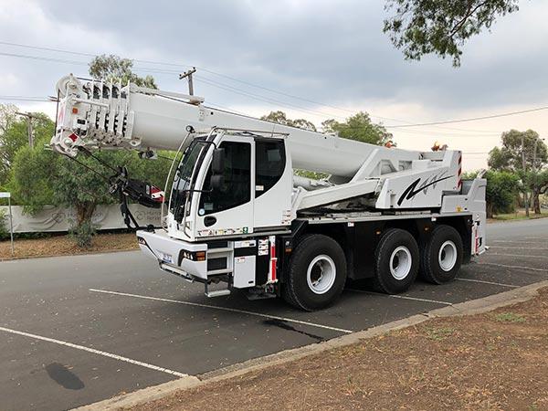 Maximus Cranes Crane Hire Sydney Liebherr