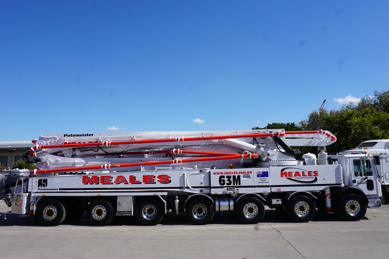 meales-concrete-pumping-putzmeister-63M-boom-pump-truck