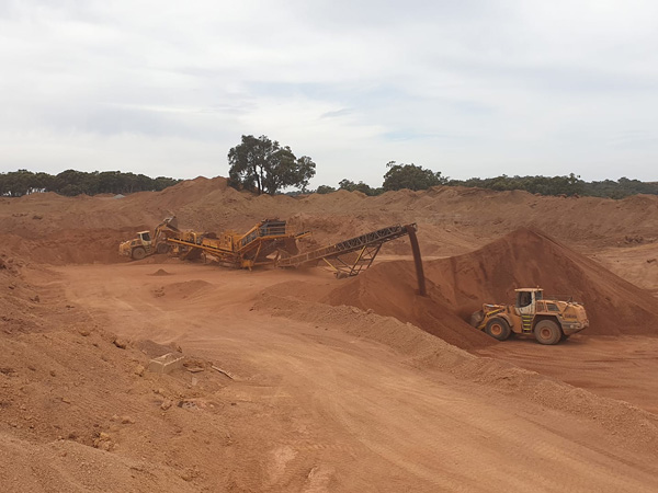Contact Menzies Quarries