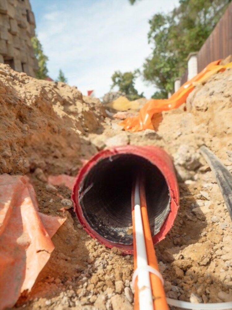 Underground Service Installation