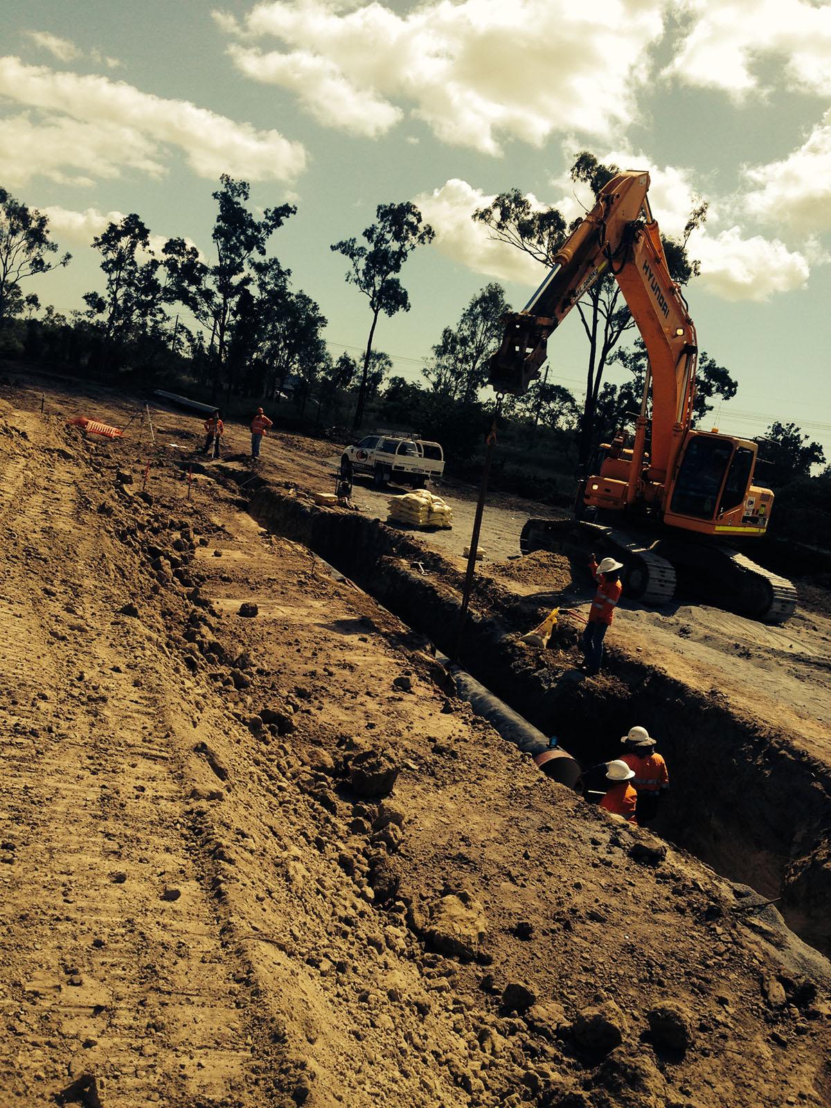 Auzscot Construction Pipes