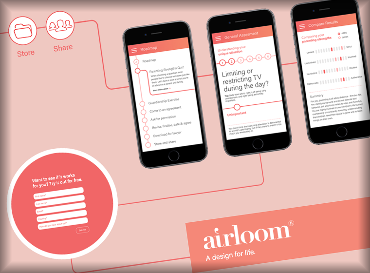 AIRLOOM - Startup