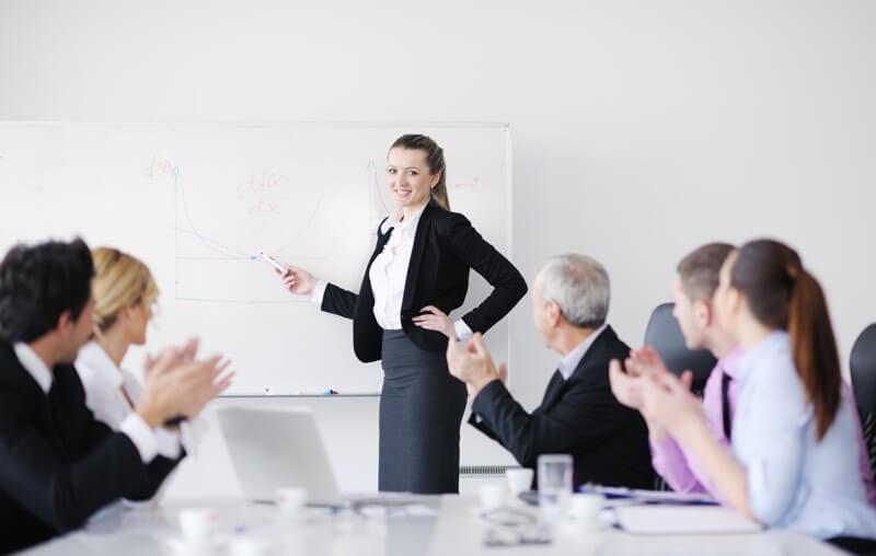 eres capaz de facilitar la actividad y dar la charla con éxito