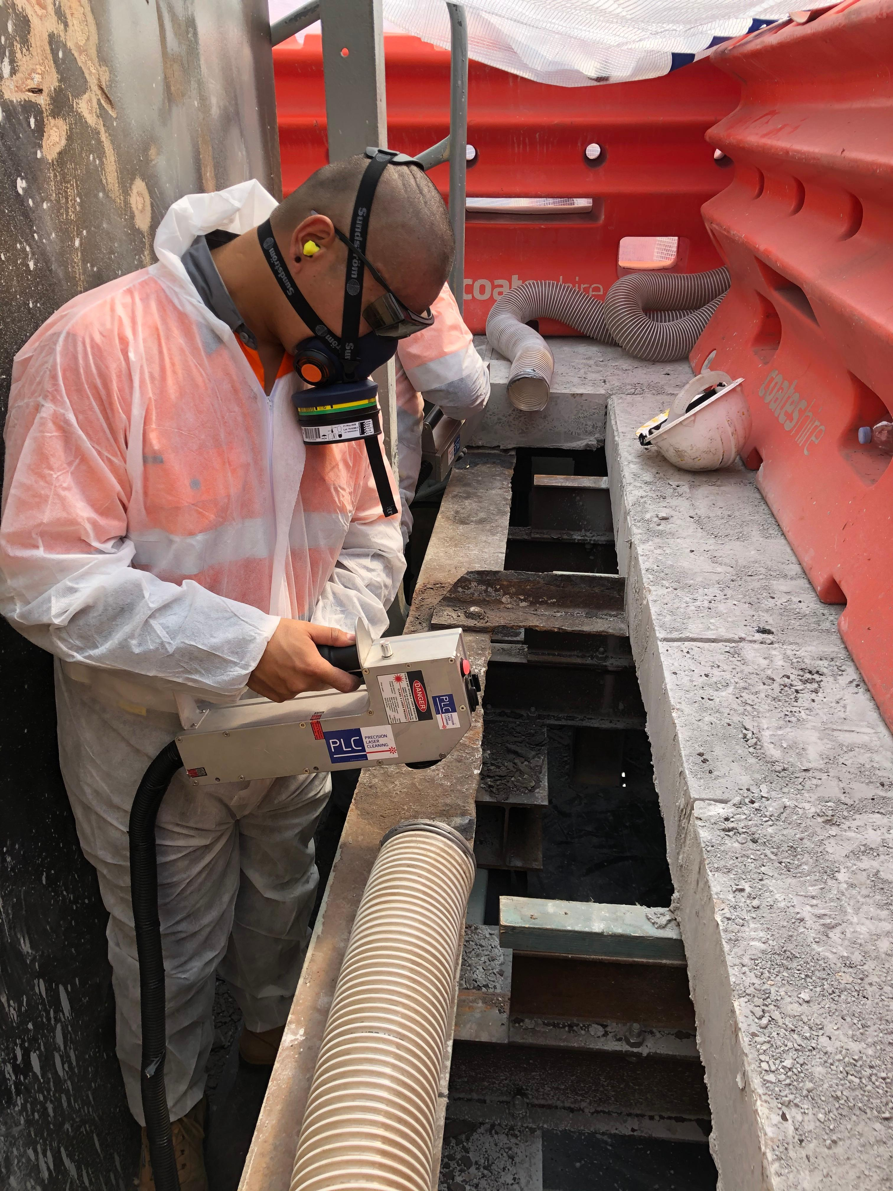 rail-lead-paint-removal