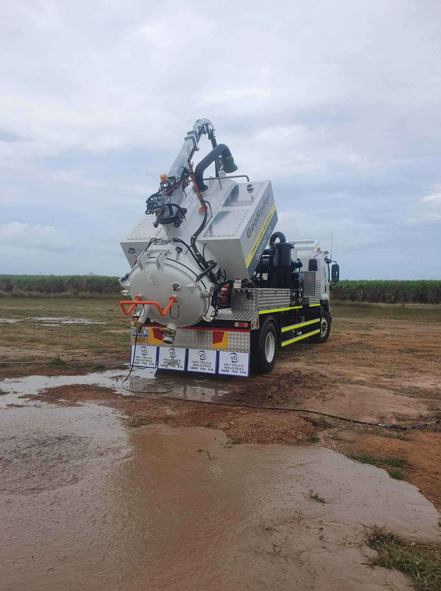 Geo-Radar-Australia-Vacuum-Excavation-Truck-Bundaberg