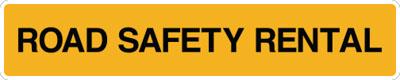 Road Safety Rental