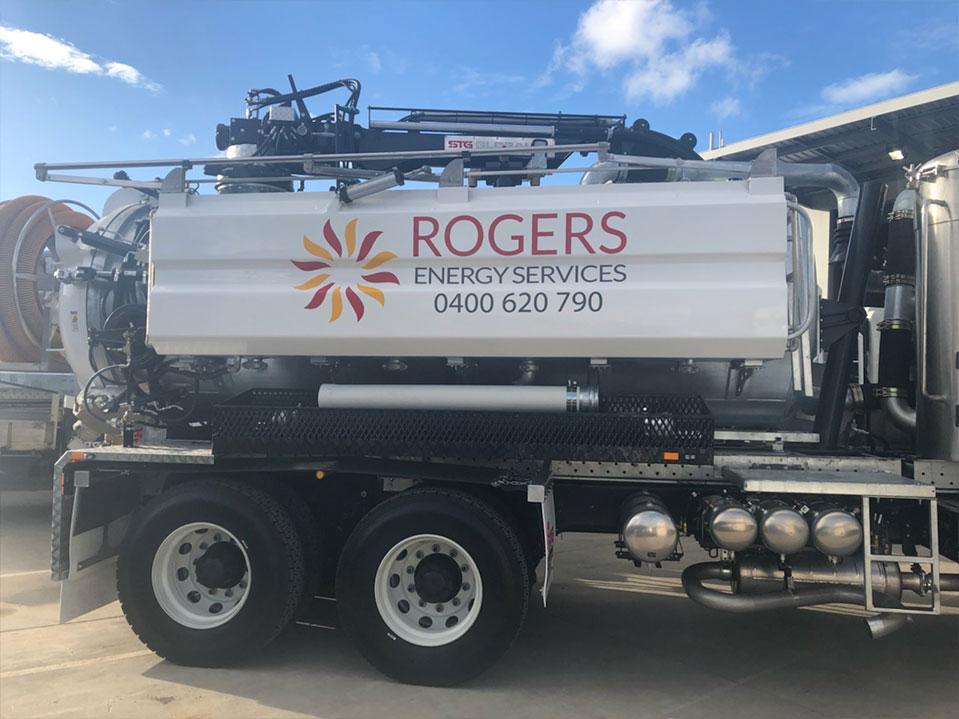 rogers-energy-services-6000L-vacuum-trucks-hire-brisbane