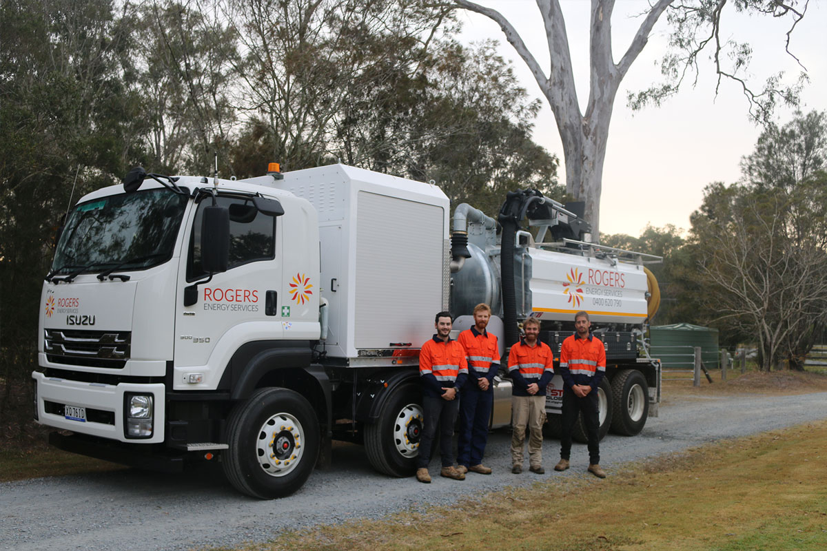 rogers-energy-services-8000L-sucker-truck-hire-brisbane