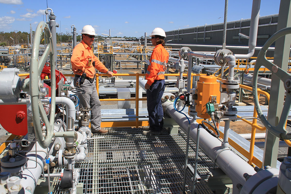 RSA-Dalby-Pipeline Construction
