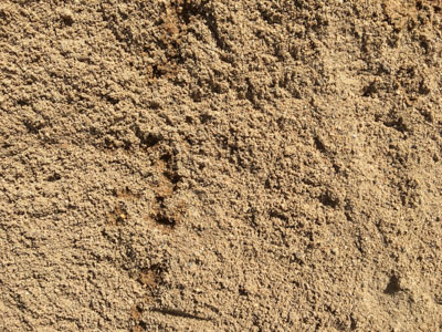 Sand & Crusher Dust