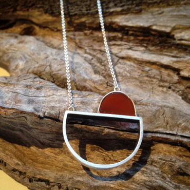 New work by local jeweller Sarah Wallace