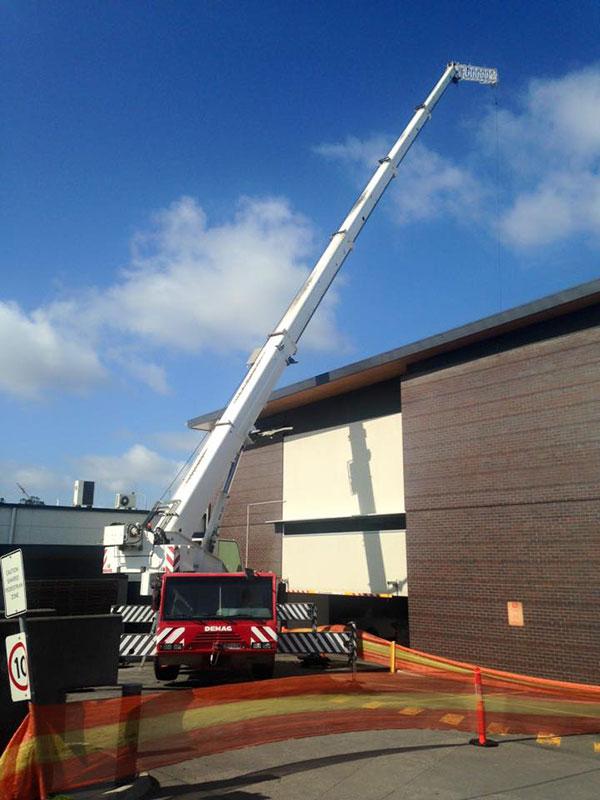 Scope Cranes & Logistics crane-truck-North-Brisbane