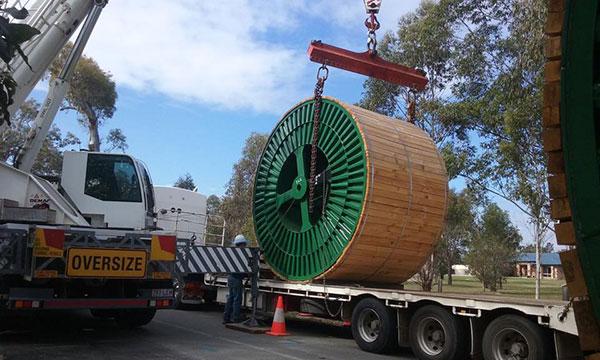 Scope Cranes & Logistics-12-crane-truck-North-Brisbane