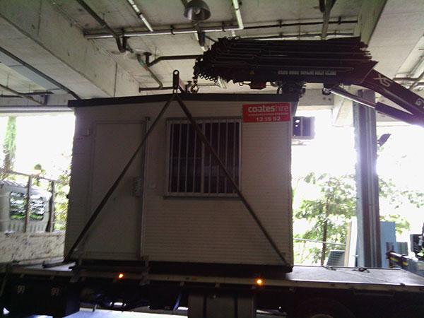 Scope Cranes & Logistics-56-crane-truck-and-water-truck-Toowoomba