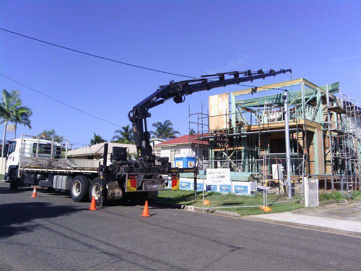Scope Cranes & Logistics-crane-truck-North-Brisbane