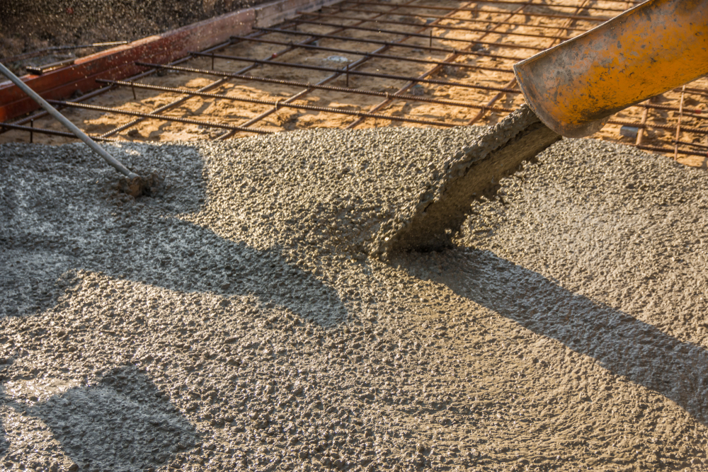 ready mix concrete supply services