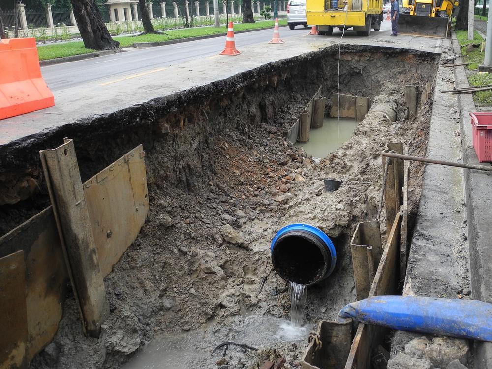 Vacuum-excavation-New-Zealand-burst-water-main