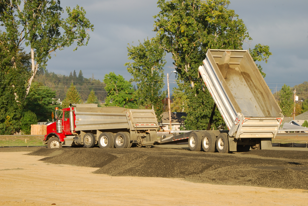 road base gravel services