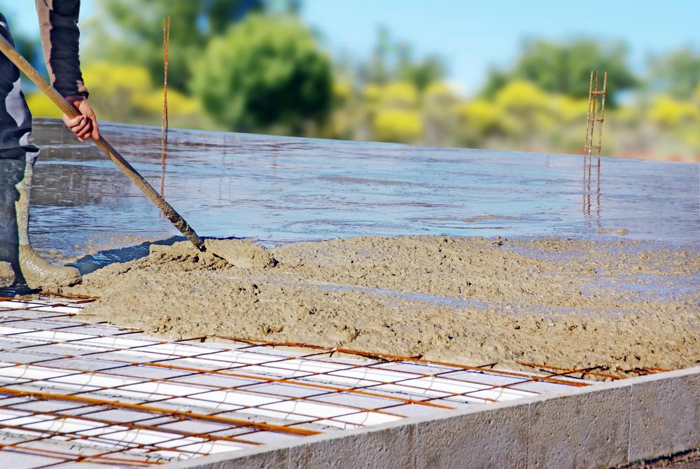 concrete slab supplier services