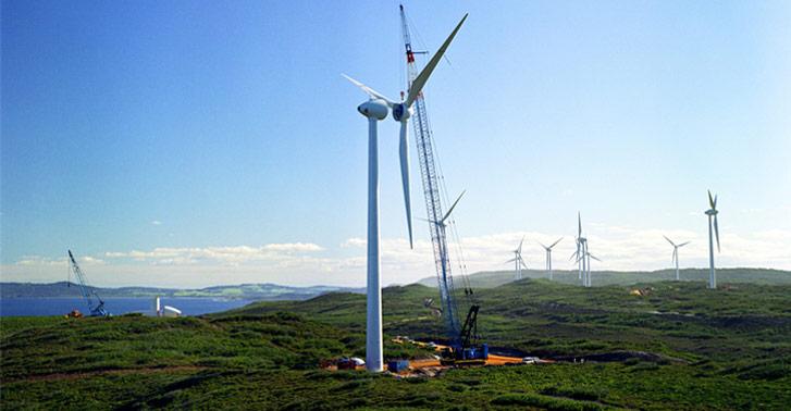 wind generator lampson