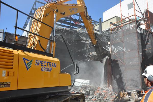 Spectran Group Demolition and Waste Removal Hobart