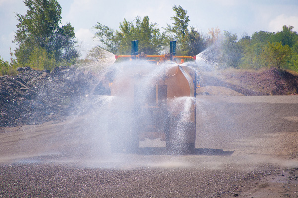 State Road Group water truck dust suppression sydney