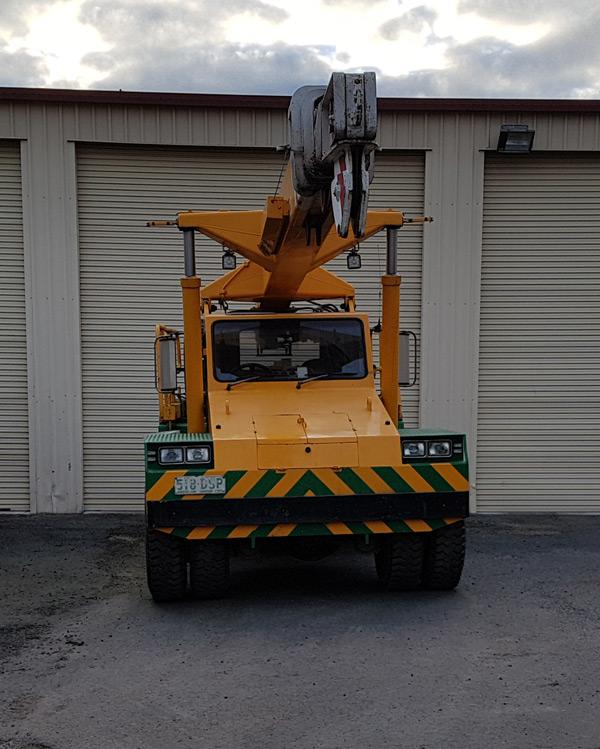 14 tonne franna hire