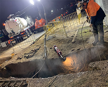 Super Suction SA safety and vacuum excavation services Adelaide