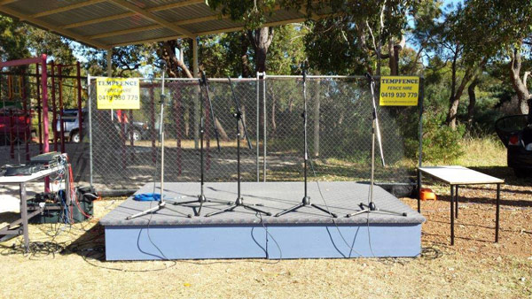 Event Fence Hire | Perth