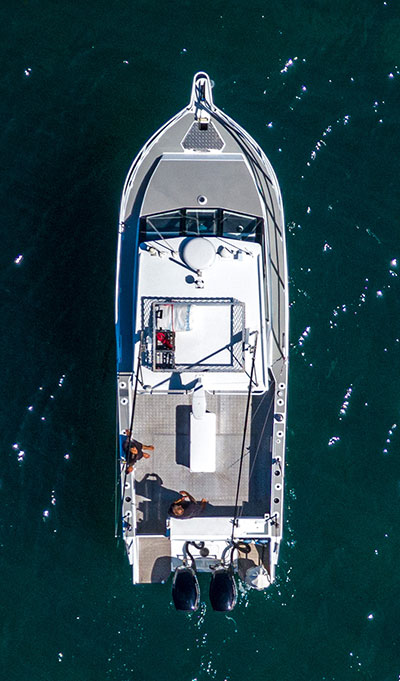 Lady Flo II, your vessel for Best of Boat Worlds fishing charter tours