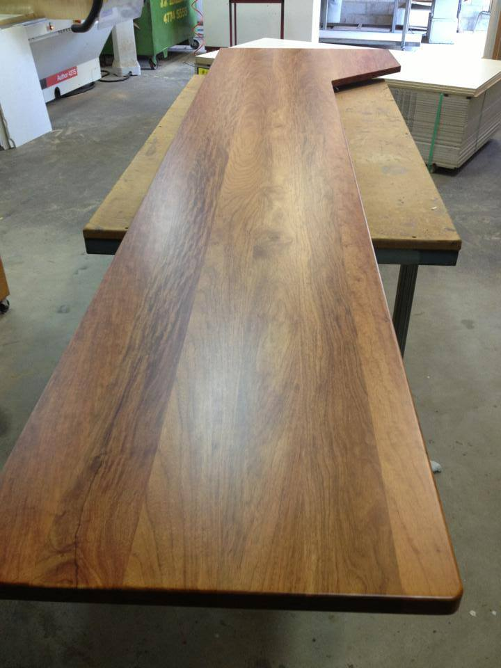 Timber Benchtops Townsville