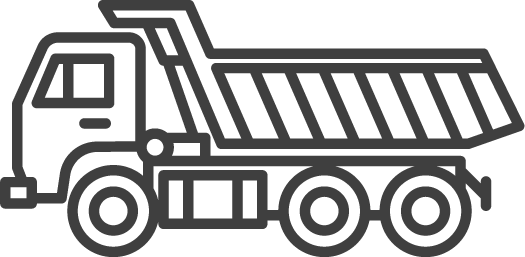 Tipper Truck Hire Icon