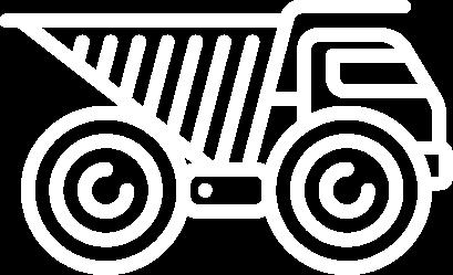 tipper-truck-White