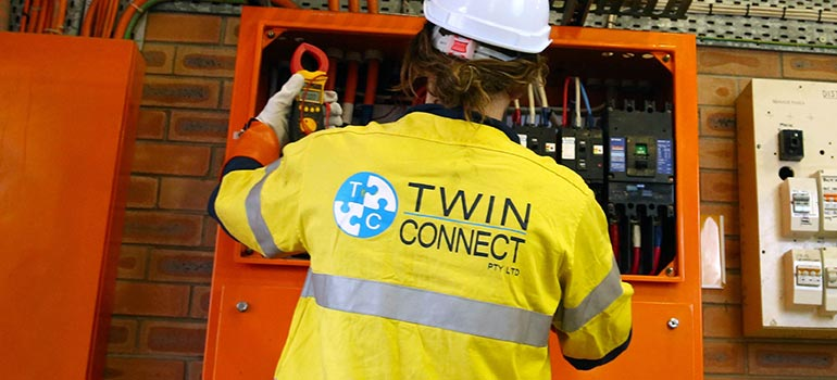 Twin Connect Electrical Contractors