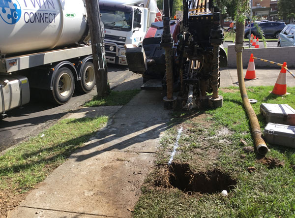 Twin Connect directional drilling