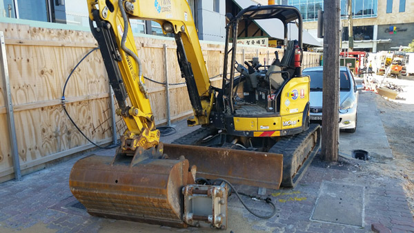 Our Plant Hire