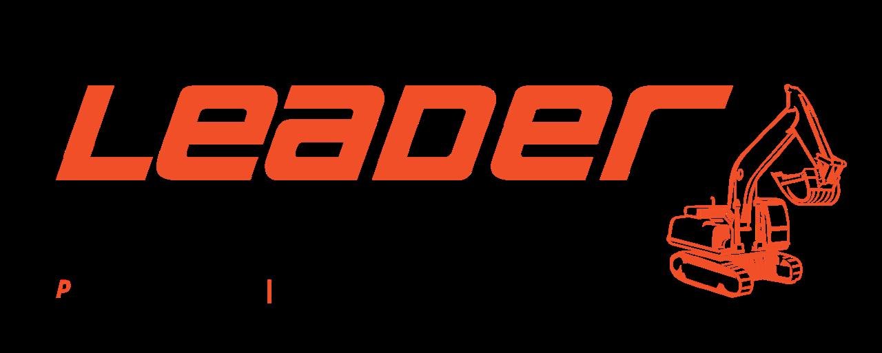 Leader Earthworks Logo
