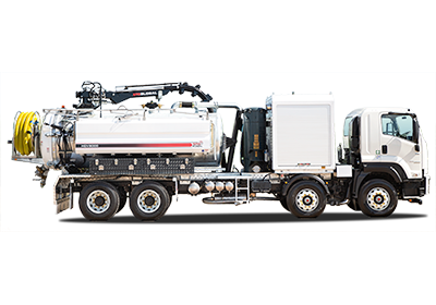 STG Global Vacuum Excavation Trucks for Sale
