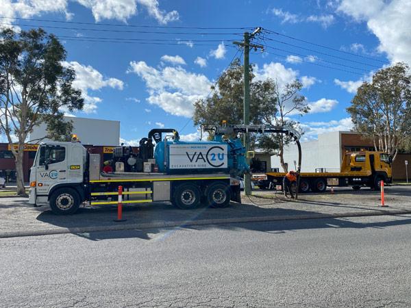 Vacuum Loading Brisbane