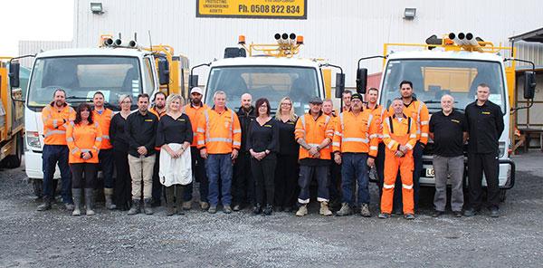 Vac U Digga NZ Team