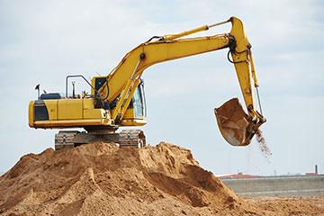 60t + excavator hire vernice western australia