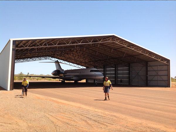 vernice-minderoo-airstrip-construction