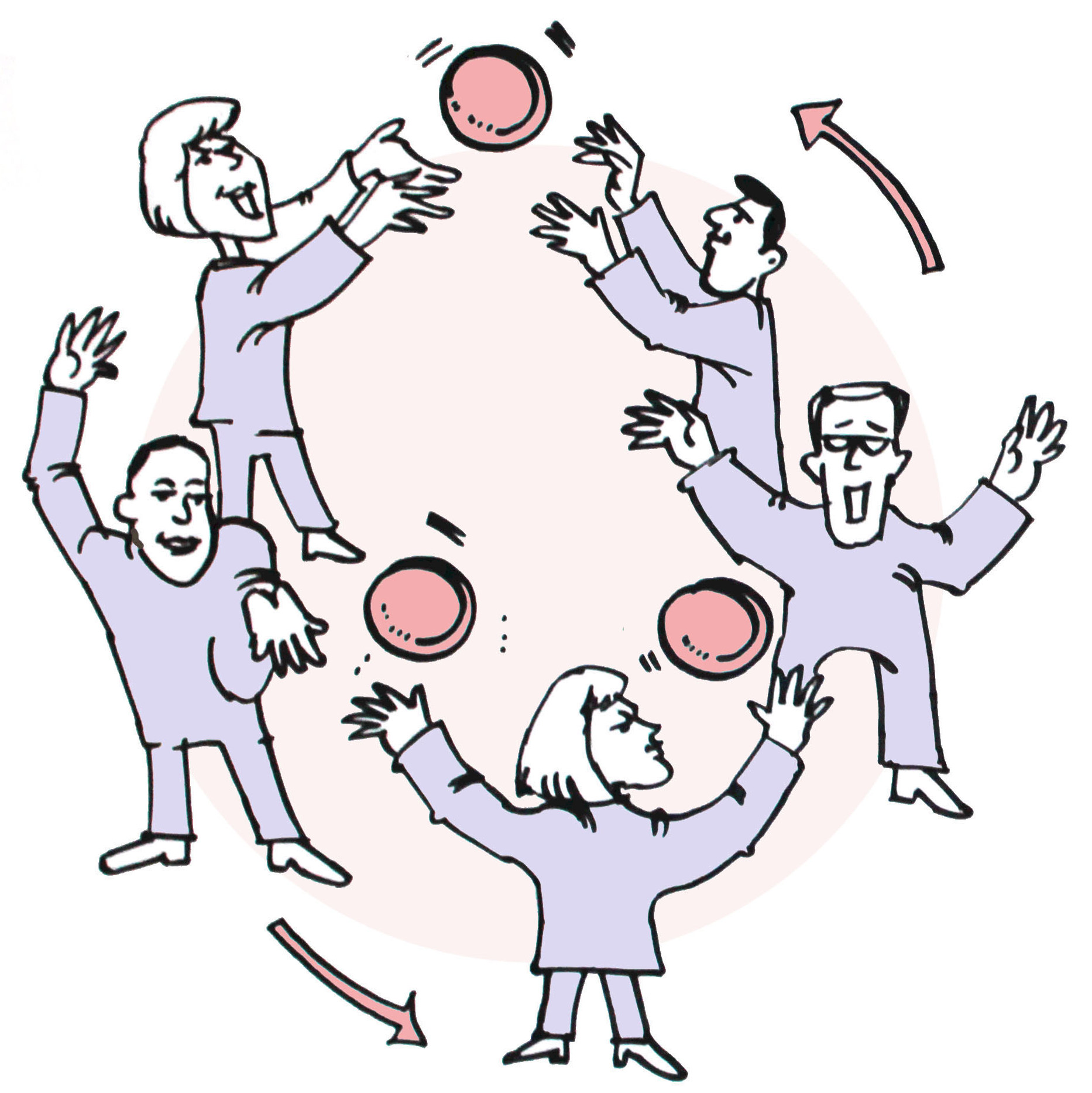 The collaborative and agile pitch team