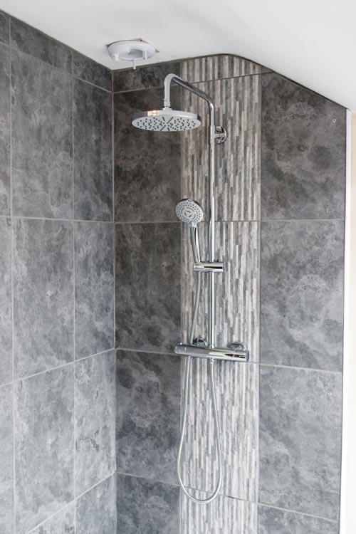 Wet room and accessible room planning and installation Ipswich