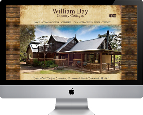 Willian Bay Website