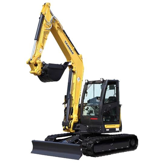 5 tonne excavator Bundaberg