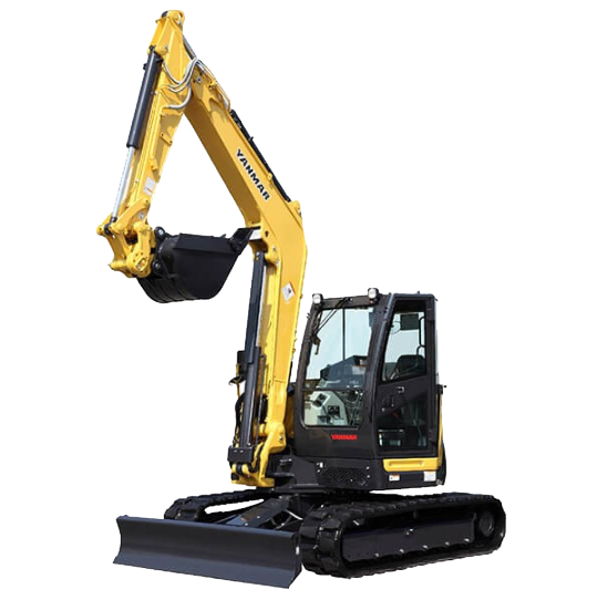 5 tonne Excavator Hire Maryborough